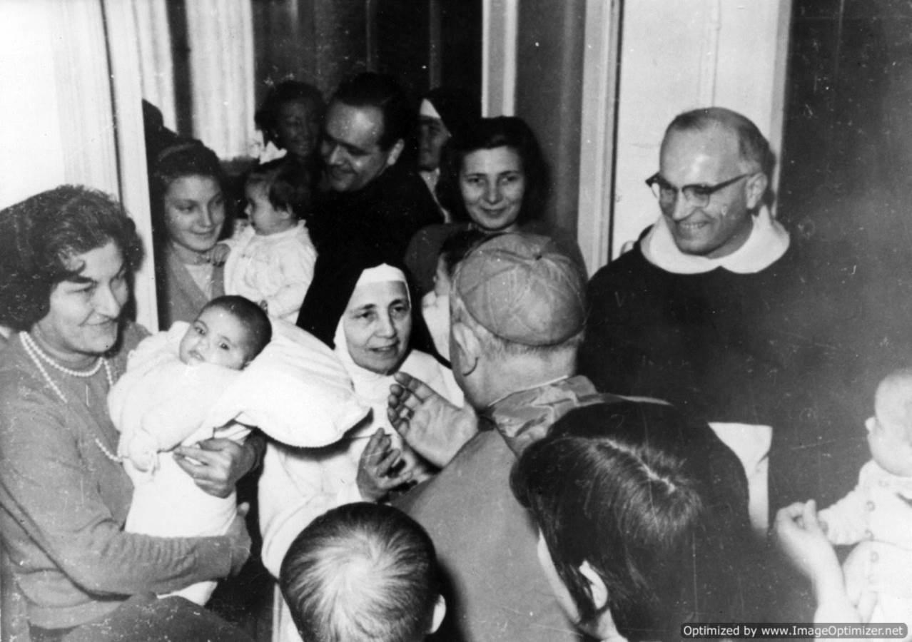 Madre Gabriella Merli o.p. Capramozza Bo