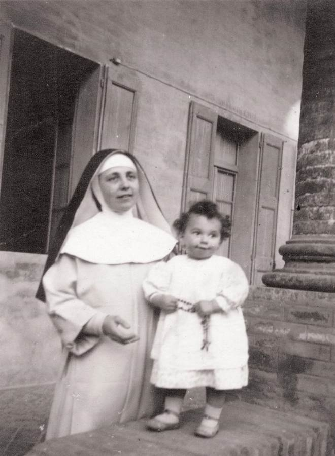 Suor Gabriella Merli o.p. Modena