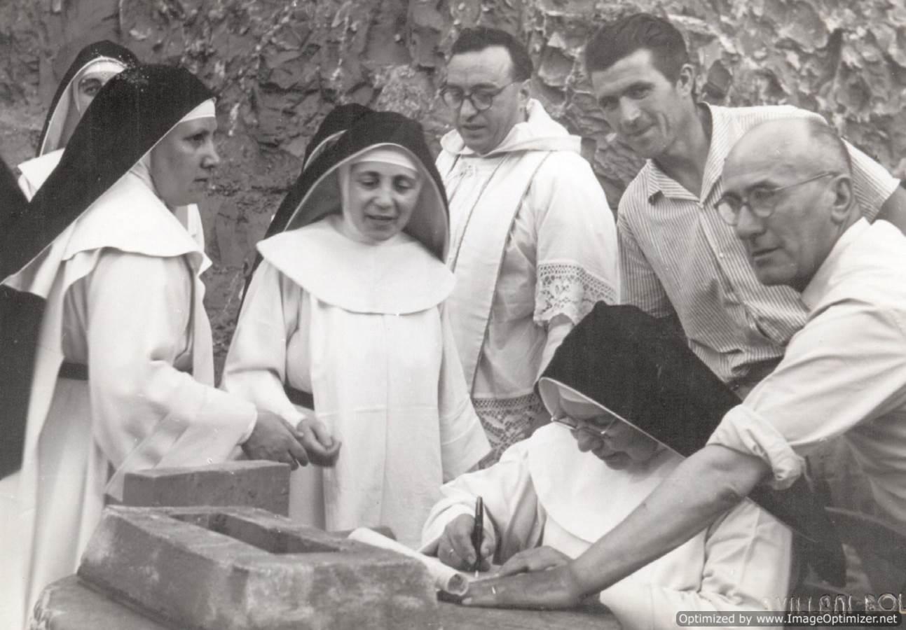 Suor Gabriella Merli o.p. Bologna casa famiglia