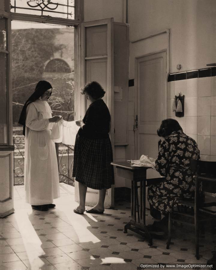 Suor Umberta Bonaventura o.p. 1918-2006
